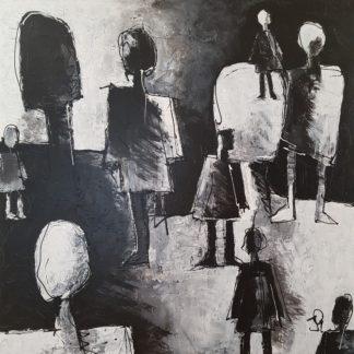 Jos Gielen - Schilderijen